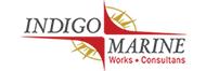 Indigo Marine Λογότυπο